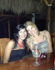 Rachel and Fariha