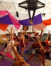 Disorient Camp Yogis