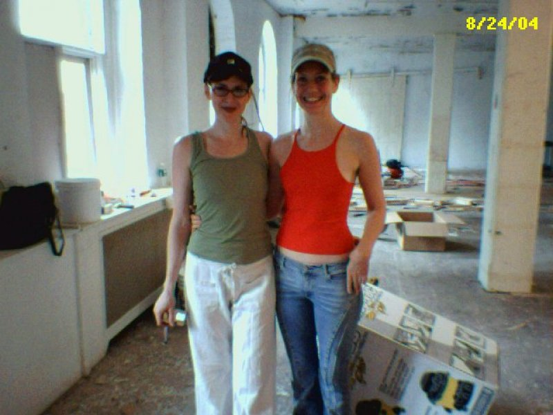 Shriyoga Construction Elizabeth and Sadie