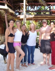 Tulum Retreat Group Shot