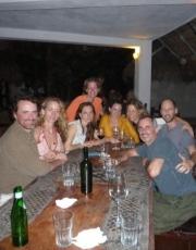 Tulum Dinner Party