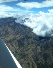 From the Airplane