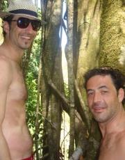 The Brothers: Amnon and Gidi
