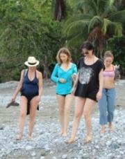 Satsang on the Beach