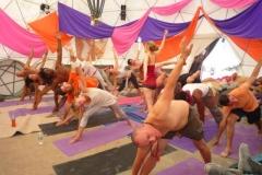 Shriyoga at Burning Man